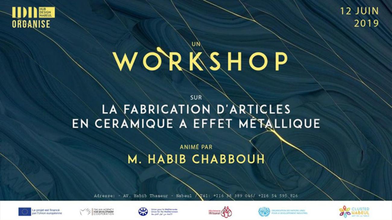 Workshop-«-La-fabrication-d'articles-en-céramique-à-effet-métallique-»