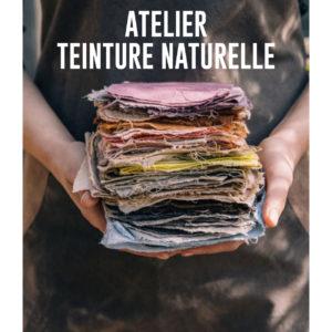 Formation à la technique de Teinture Naturelle (30)