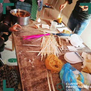 Formation en teinture naturelle de la fibre de palmier (11)