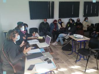 Journée d'information au profit des étudiants en Maste (1)