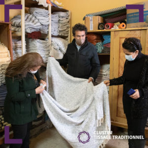 Visite atelier tissage traditionnel (3)
